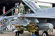 RSAF F-16D Block 52+ Fighting Falcon with Conformal Fuel Tanks 03