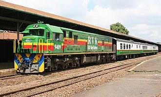 Rift Valley Railways Consortium - Image: RVR 9409 Nairobi