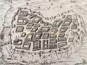Siege of Melite (870) - Image: Rabata nel 2017 13