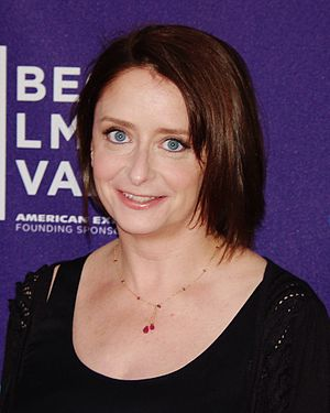 Rachel Dratch - Dratch at the 2012 Tribeca Film Festival premiere of Teacher of the Year