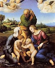 La Sainte Famille Canigiani