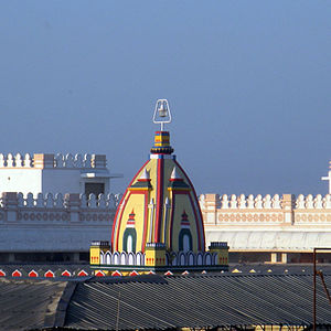 Mantralayam - Mantralayam temple