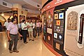 Raghvendra Singh Visits Science And Technology Heritage Of India Gallery With NCSM And VMH Dignitaries - Science City - Kolkata 2018-07-20 2598.JPG