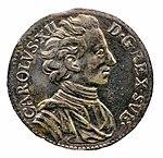 Raha; markka; 2 markkaa - ANT5b-b (musketti.M012-ANT5b-b 1).jpg