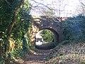 Railway bridge over Wealdway - geograph.org.uk - 1196254.jpg