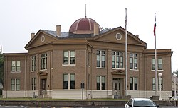 Rains courthouse 2010.jpg