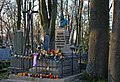Rakowicki Cemetery, grave of Oskar Kolberg (Polish ethnographer, folklorist, composer), 26 Rakowicka street, Kraków, Poland.jpg