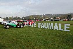 Rallye d'Aumale