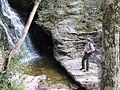 Ranger Dave Cook Upper Cascades Hanging Rock State Park.jpg