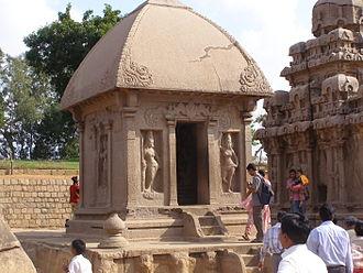 Pancha Rathas - Draupadi's Ratha