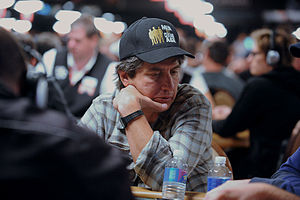 2010 World Series of Poker - Ray Romano at the main event