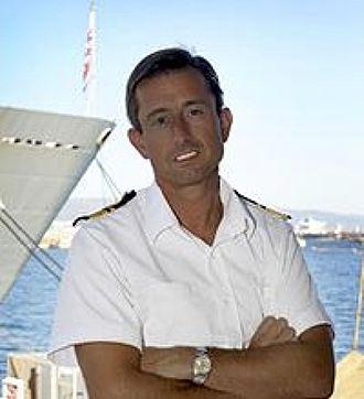 Matthew Parr (Royal Navy officer) - Rear Admiral Matthew Parr