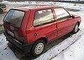 Red Fiat Uno 1,0 3d in Kraków (3).jpg