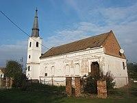 Református templom, klasszicista, 1830, Gordisa.jpg