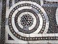 Reggio calabria, chiesa degli ottimati, interno, resti dei mosaici cosmateschi 04.jpg