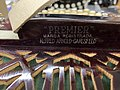 Registrated Trademark or MARCA REGISTRADA of Alfred Arnold Bandoneon PREMIER.jpg
