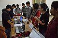 Registration - Bengali Wikipedia 10th Anniversary Celebration - Jadavpur University - Kolkata 2015-01-09 2479.JPG