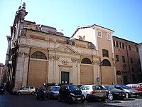 Regola - s Girolamo della carità fianco 1130360.JPG