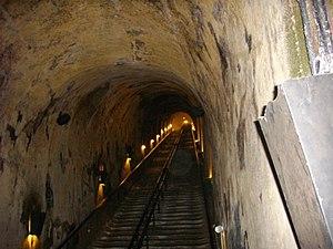 Pommery - Image: Reims Vranken Pommery, caves (02)