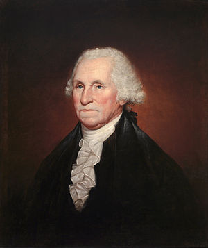 James McGill - Image: Rembrandt Peale George Washington Google Art Project