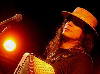 Renato Borghetti - Renato Borghetti (Photo: Wilson Dias/ABr, Brasília, 2006)