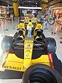 Renault F1 cars@Arenas de Barcelona.jpg