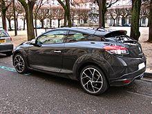 Mégane Renault Sport - Wikipedia