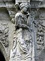 Rennes (35) Abbaye Saint-Melaine Cloître 03.JPG