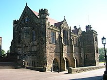 Repton School, Derbyshire