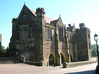 Roald Dahl - Dahl attended Repton School in Derbyshire from 1929 to 1934