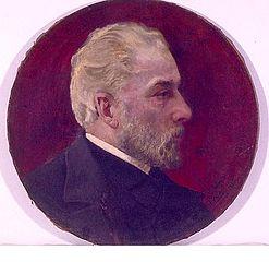 Retrato de don Victor Balaguer