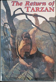 <i>The Return of Tarzan</i>