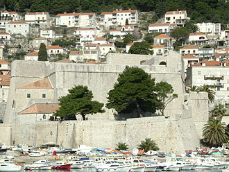 Libertas (film) - The 16th-century Revelin Fortress in Dubrovnik was one of the shooting locations.