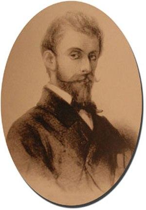 Ernest Reyer - Ernest Reyer, about 1848