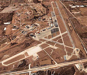 Richards-Gebaur Memorial Airport - The former Richards-Gebaur AFB about 2003