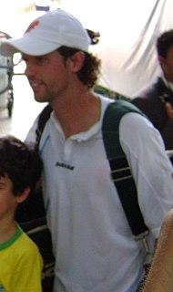Ricardo Mello Brazilian tennis player