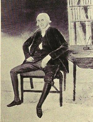 Richard Bulkeley (civil servant) - Image: Richard Bulkeley Halifax Nova Scotia