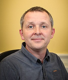 Richard Boyd Barrett Irish socialist politician