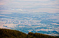 Ride with Simeonovo Cablecar to Aleko, view to Sofia 2012 PD 041.jpg