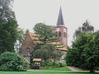 Ringstedt - Reformed-Lutheran simultaneum St. Fabian Church