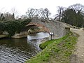 Ripon Canal bridge near to Grange Farm - geograph.org.uk - 355313.jpg