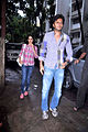 Riteish & Genelia watch 'Bol Bachchan' 06.jpg