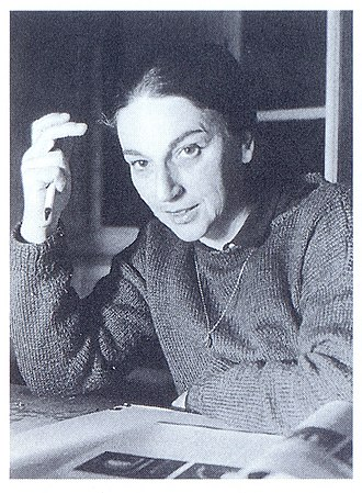 Flora Ruchat-Roncati - Swiss architect and university person, Flora Ruchat-Roncati