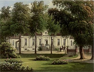 Alexander Duncker - Image: Rittergut Fredersdorf Sammlung Duncker