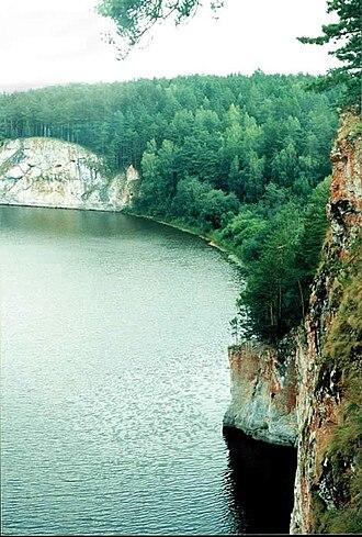 Neyva River - The Neyva