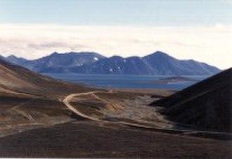 Beringia National Park - Road to Novoye Chaplino NPS