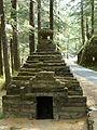 Roadside shrines along the way to Jageshwar (6133864356).jpg