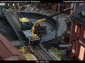 Robel Bullok BAMOWAG 54.22 Track Maintenance Vehicle - DB Bahnbau Kibri 16100 Modelismo Ferroviario Model Trains Modelleisenbahn modelisme ferroviaire ferromodelismo (11695986665).jpg