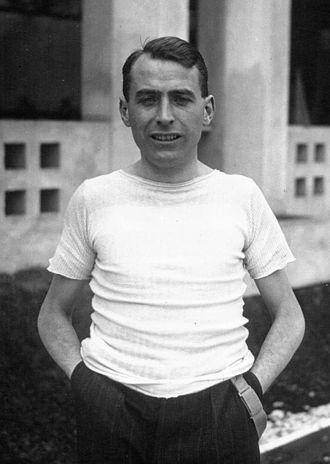 Robert Marchal - Robert Marchal in 1931