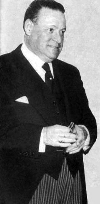 1937 Argentine presidential election - Image: Roberto M Ortiz